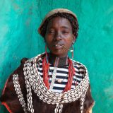 At the market, Key Afer, Omo Region, Ethiopia 2012