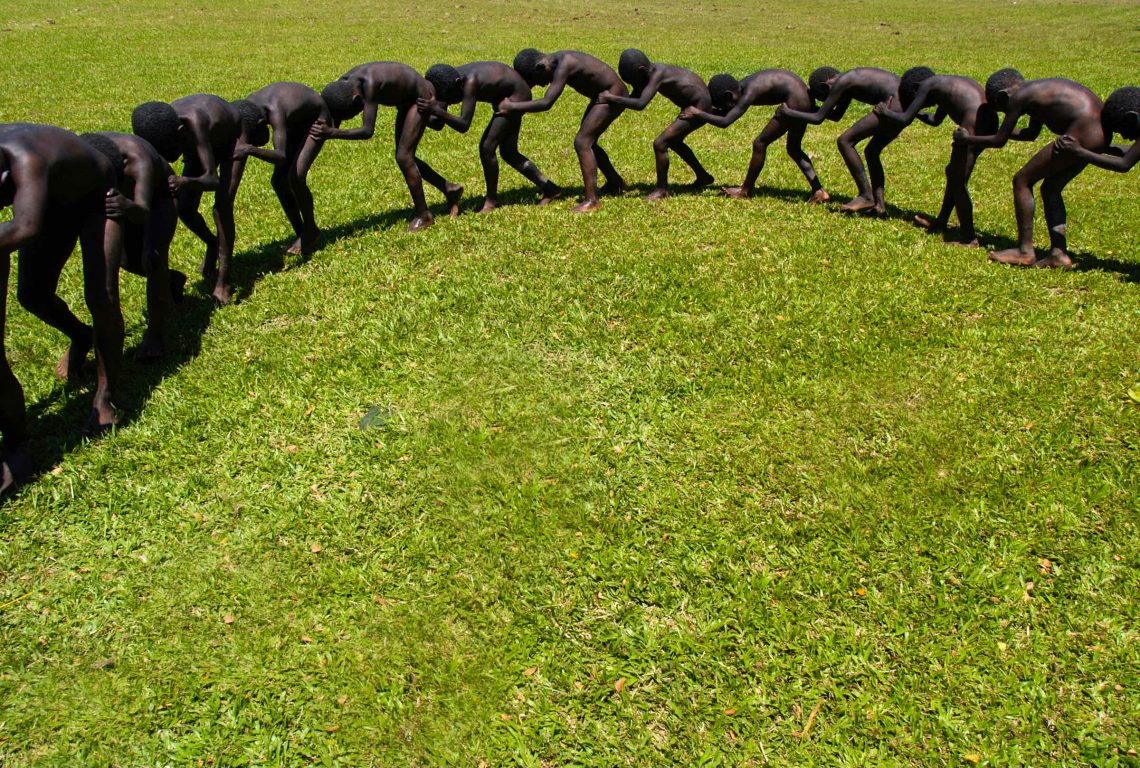Black Snake Dance, Apenda Clan, Morobe