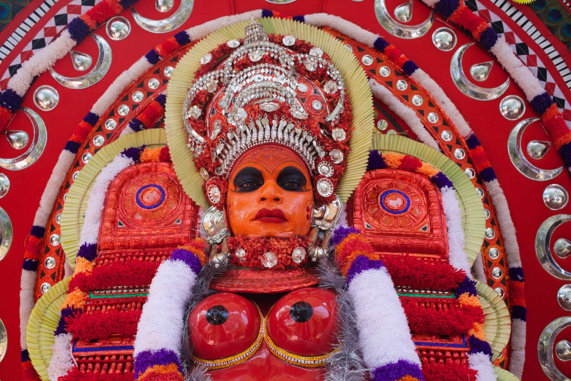 Theyyam, Kerala_South India_2014