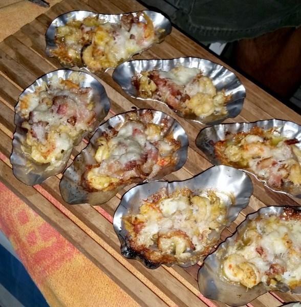 crawfish bubbly bakes 2