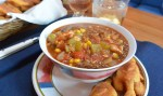 brunswick stew close up
