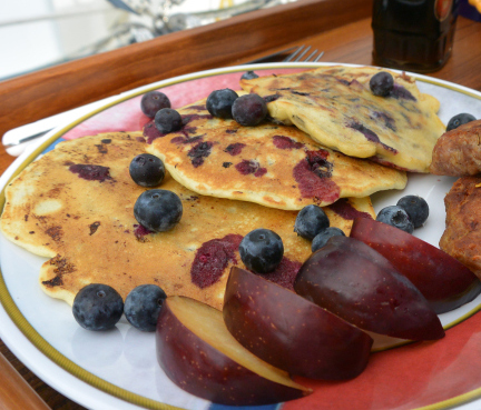 wild-rice-pancakes-close-up 2