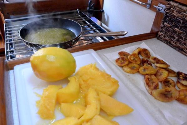 mango nectar reducing