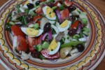 Salade Niçoise with Tarragon Vinaigrette