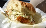 Catfish Po' Boy Sandwiches