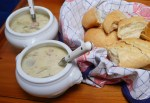 Clam Chowder, Coastal New England