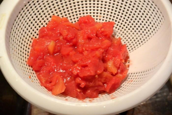 drain-tomatoes