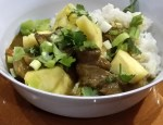 Caribbean Curried Goat