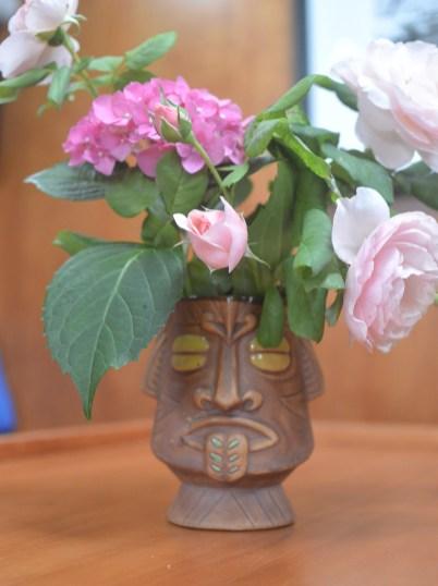flowers alone
