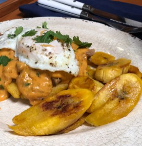 arepa with poached egg final 1