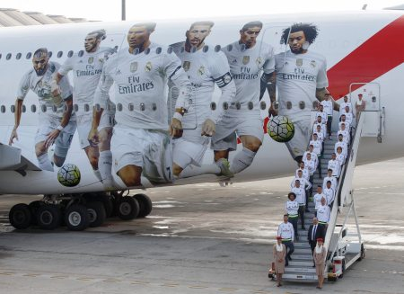 EmiratesA380RealMadrid