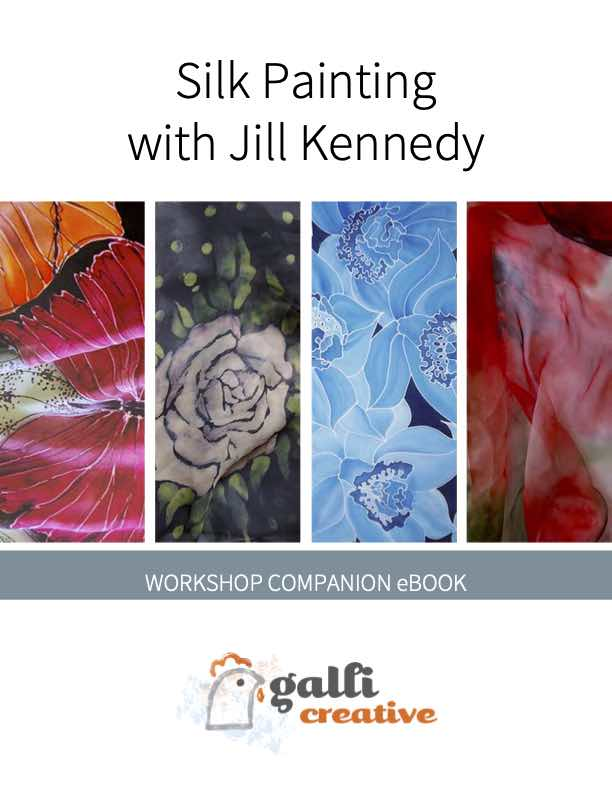 01 Silk Painting Kennedy Ebook