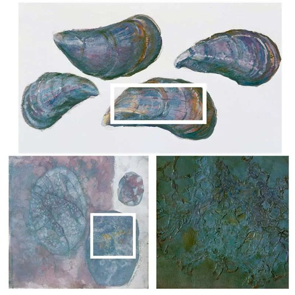 """Color Theory and Analysis from """"Interpretations: Look, Record, Draw"""" featuring Jan Beaney & Jean Littlejohn"""
