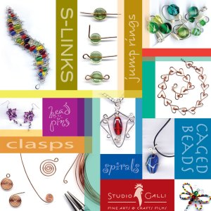 Creating Wire & Beaded Jewelry with Linda Jones