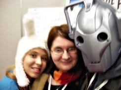 Dziama, Lierre i Cybermen.