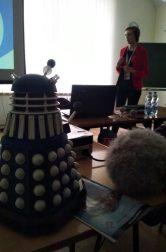 Dalek i tribble to nasze OTP