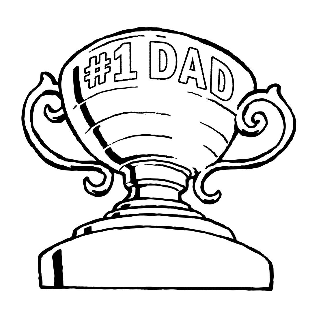 Father S Day Digital Stamp Freebie