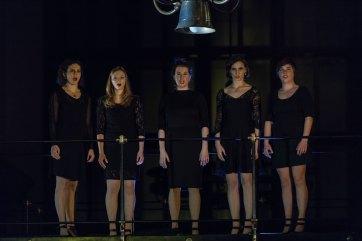 Koncert Gallina Delux v NUK