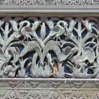 Detail-Pelican Ironwork