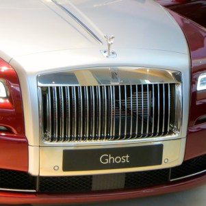 The RR Ghost