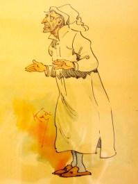 Illustration-Scrooge by Kyd