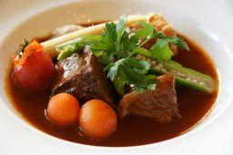 4. Teleshko Vareno (Traditional Soup) from Bulgaria