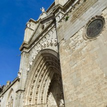 Cathedral Exterior 2