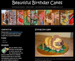 Beautifulbirthdaycakes.com