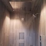 DTV Shower Install Rainhead Shower Head