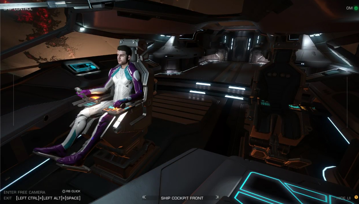 avatar holo me elite-dangerous