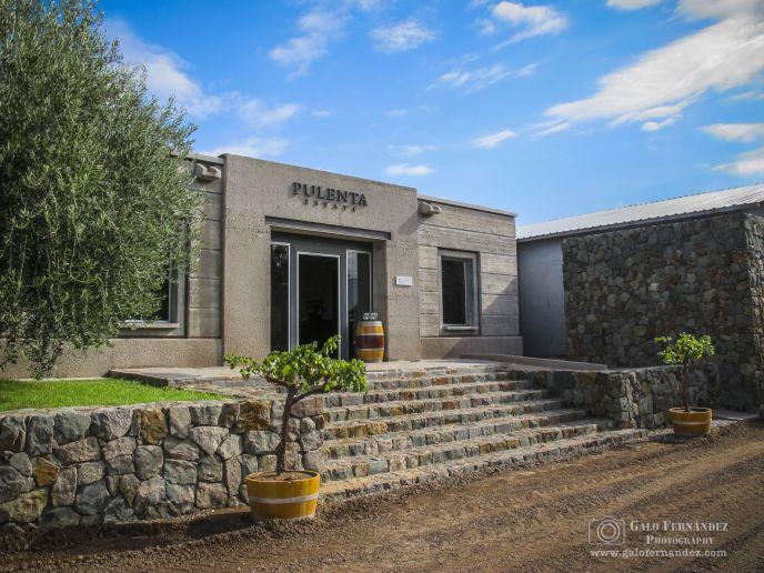 Bodega Pulenta Estate, Luján de Cuyo - Mendoza (MZ)