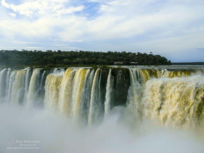 Garganta del Diablo, Cataratas del Iguazú - MS