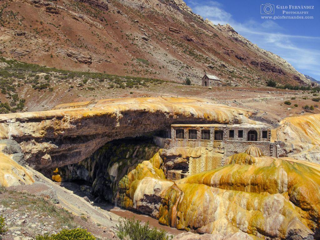 Geoforma Puente del Inca, Reserva Puente del Inca - MZ