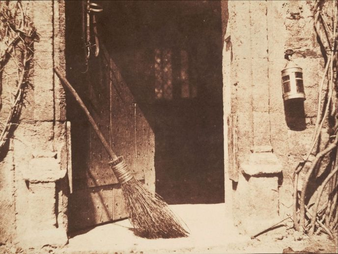 La Puerta Abierta - William FOX TALBOT
