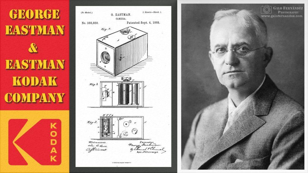 Miniatura George EASTMAN & Kodak