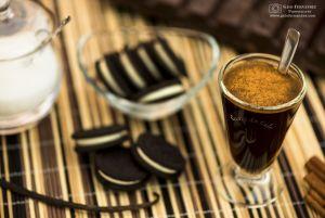 Café con Galletitas Oreo.