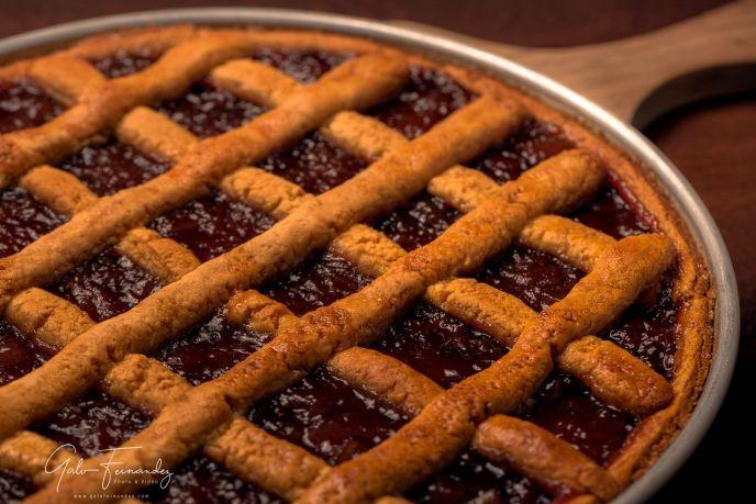 Pastafrola de Membrillo y Manzana