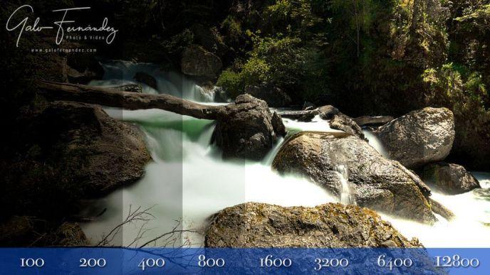 Valor iSO en Fotografía & Video