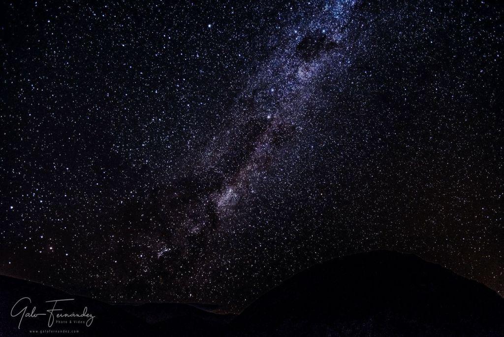 La Vía Láctea en la Puna Argentina - ST