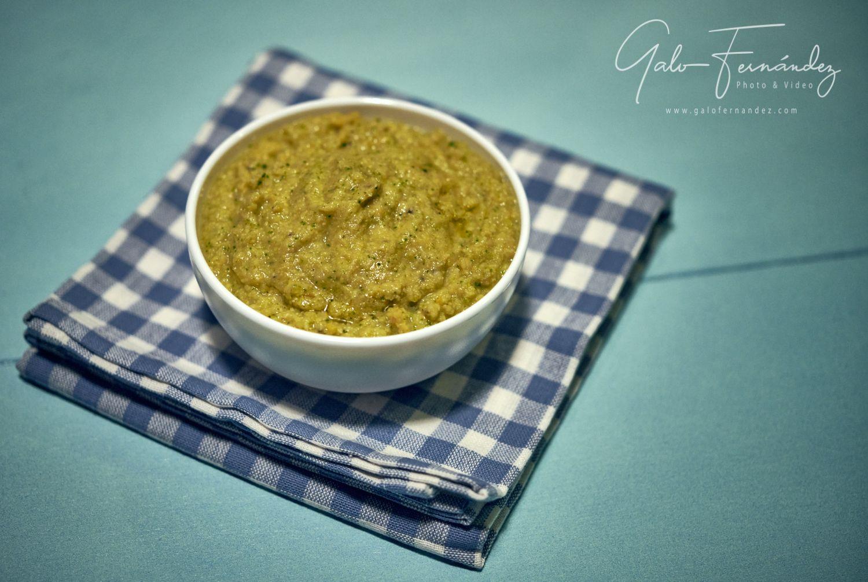 Hummus de Brocoli