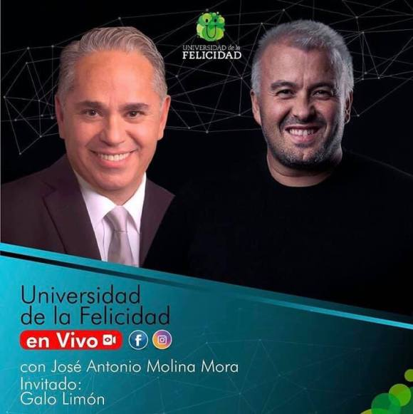 Diálogo con Universidad de la Felicidad, Valladolid, España - Galo Limón Consultor Político Electoral México