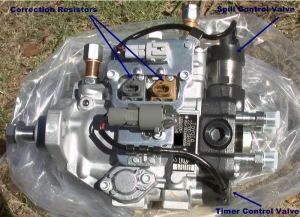 Hilux Surf: Error 5  Correction resistance (Pump) · The ramblings of galooph