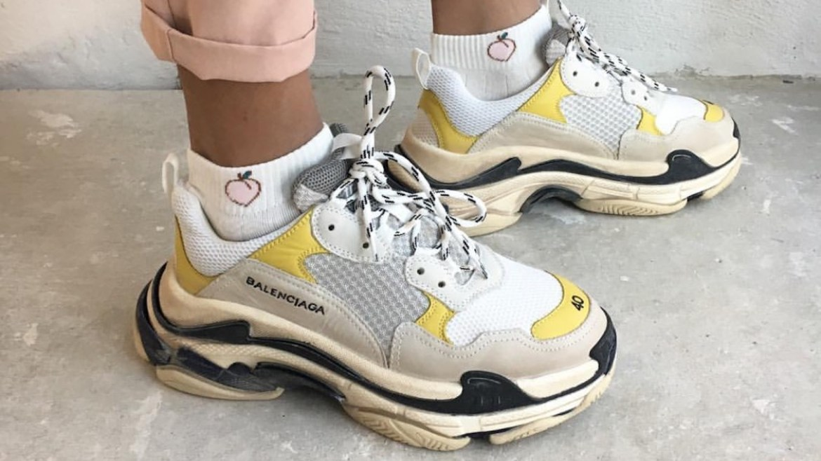 Where to buy the ugly-hot dad sneakers everyone\u0026#39;s wearing