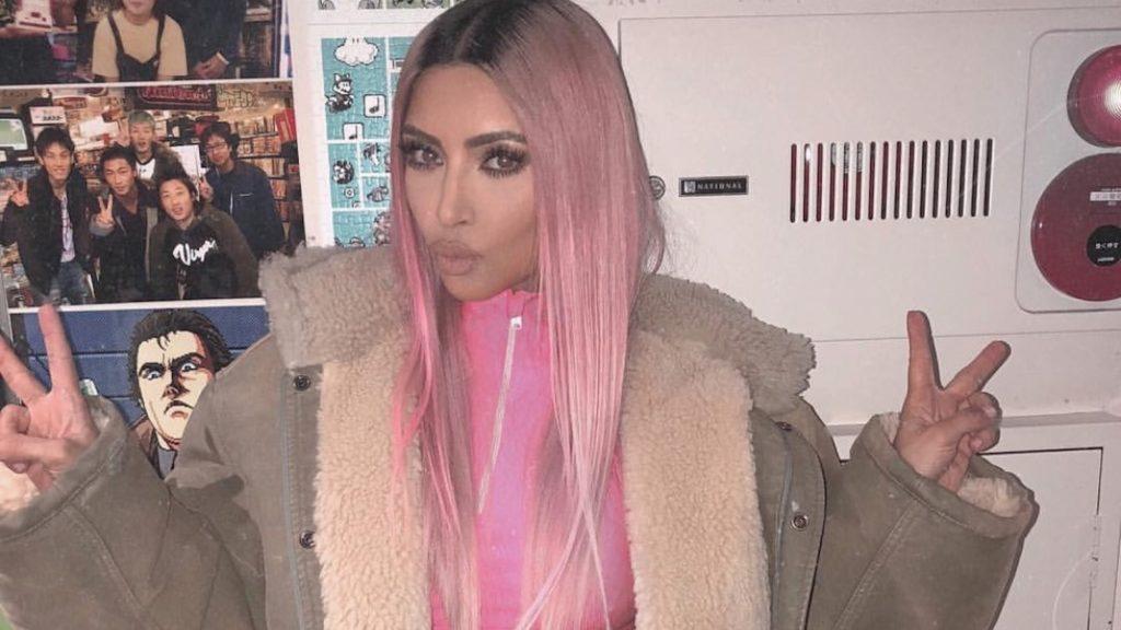 Kim Kardashian Made Half The Girls You Follow On Insta Go Pink