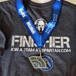 T-shirt and Medal