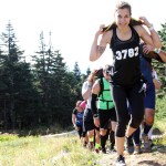 Sandbag Carry Spartan Beast Sept. 19, 2015