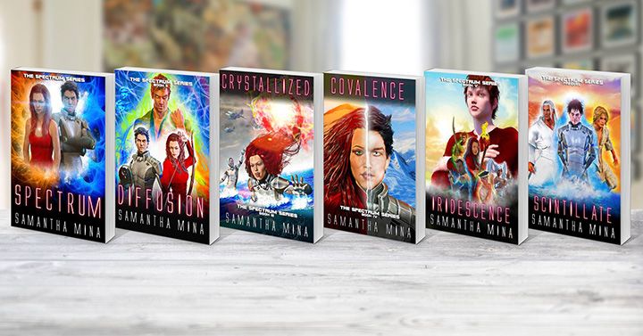 Spectrum Book Series