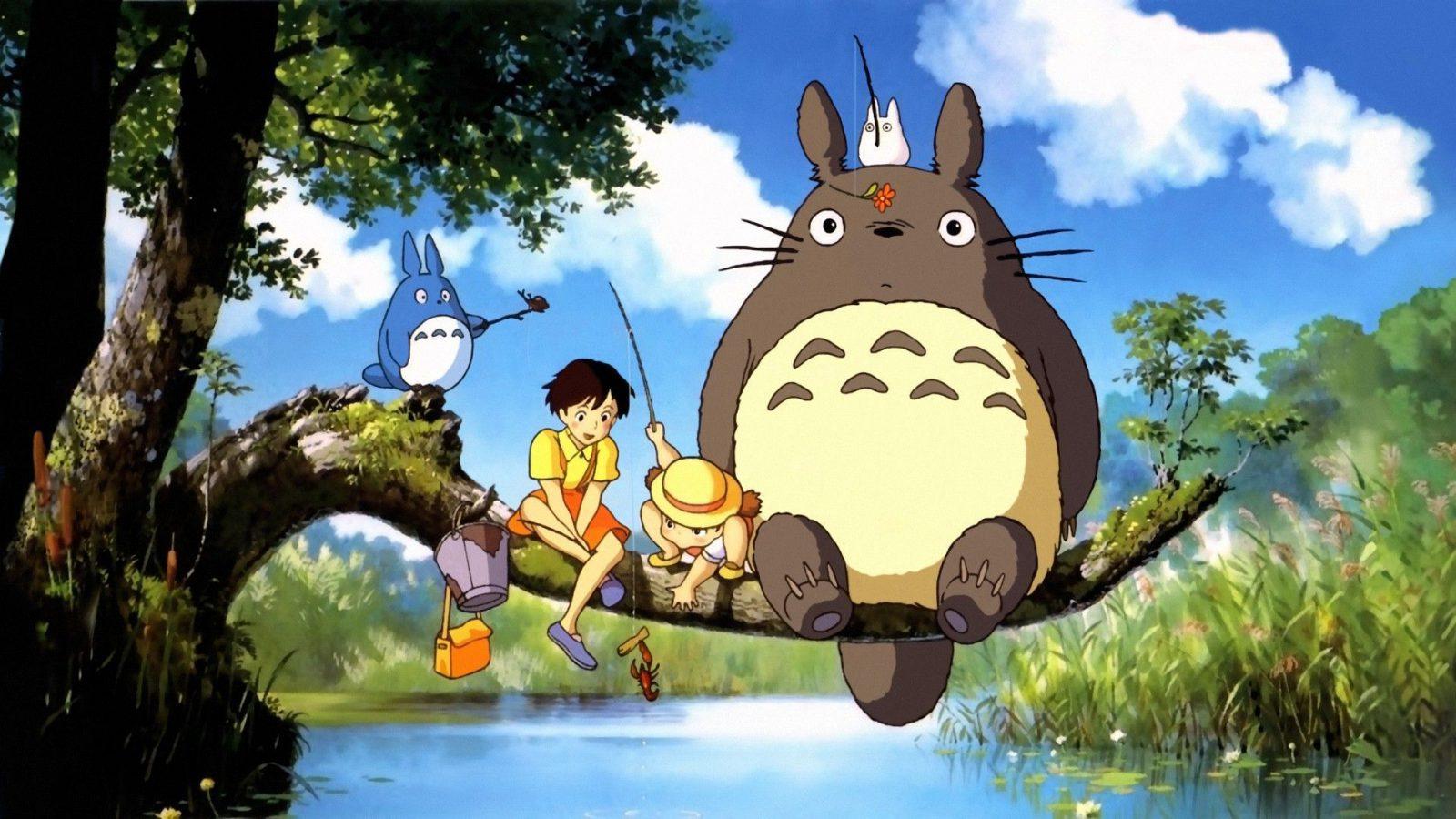 Ciclo de Cine para Niños: Mi vecino Totoro