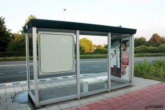2. Walk a bit, voila! Bussum Zuid Bus Station