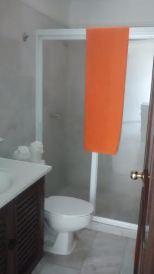 Bathroom Villa La Cruz
